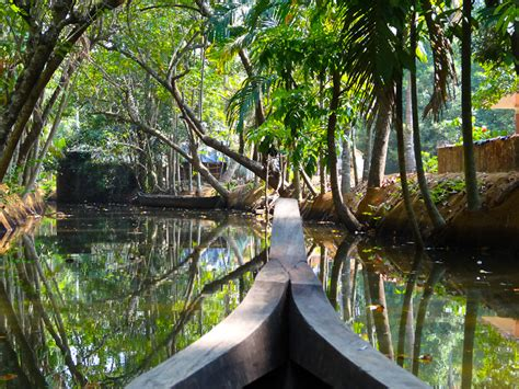 Photo Friday  Kerala Backwaters  Vaikom, Kerala, India