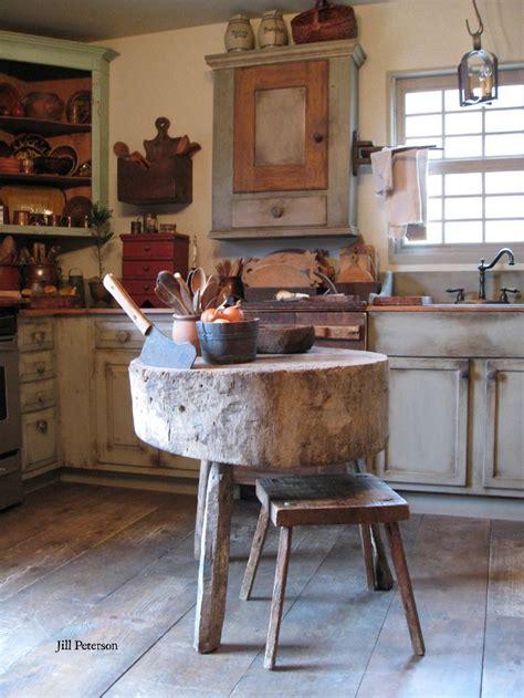 17 best ideas about primitive kitchen on