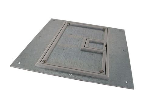 fsr fl 600p slp c ul cover w 1 4 quot aluminum carpet flange for fl 600p conference room av