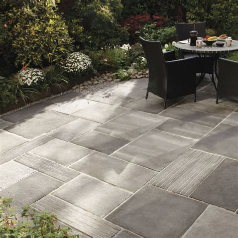 depiction of several outdoor flooring concrete styles to gain not only beautiful outlook