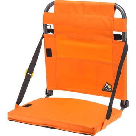 image for gci outdoor bleacherback stadium seat from academy