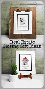 Unique Realtor Closing Gifts! Feature Any Address in the ...