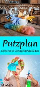 Putzen Mit System : die besten 25 putzplan wg ideen auf pinterest tagesplan haushalt und der plan ~ Markanthonyermac.com Haus und Dekorationen