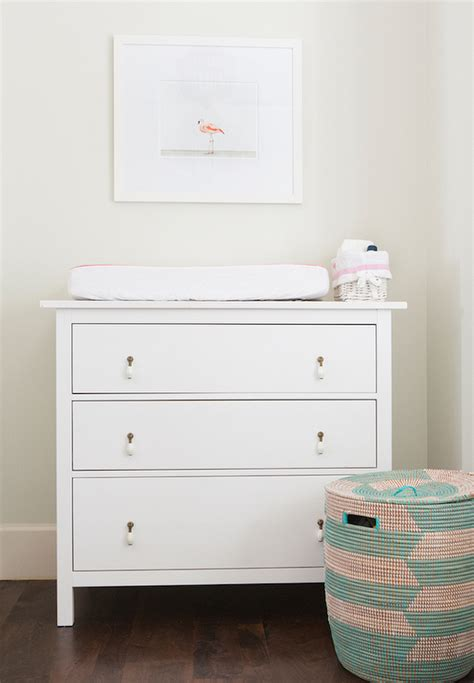 hemnes dresser 3 drawer nursery with ikea hemnes 3 drawer chest transitional