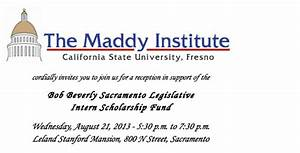 Maddy Institute – Events