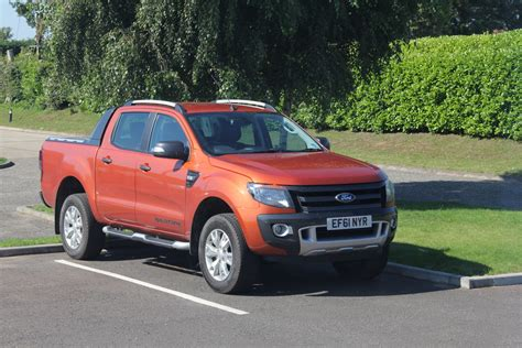 2012 ford ranger wildtrak drive ford ranger review test drive