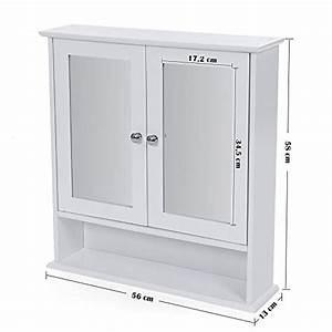 Spiegelschrank Weiß Holz : badezimmer ablage holz ~ Markanthonyermac.com Haus und Dekorationen