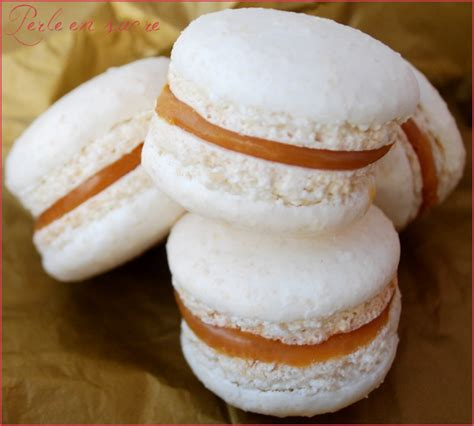 macaron caramel beurre sal 233 de christophe felder perle en sucre