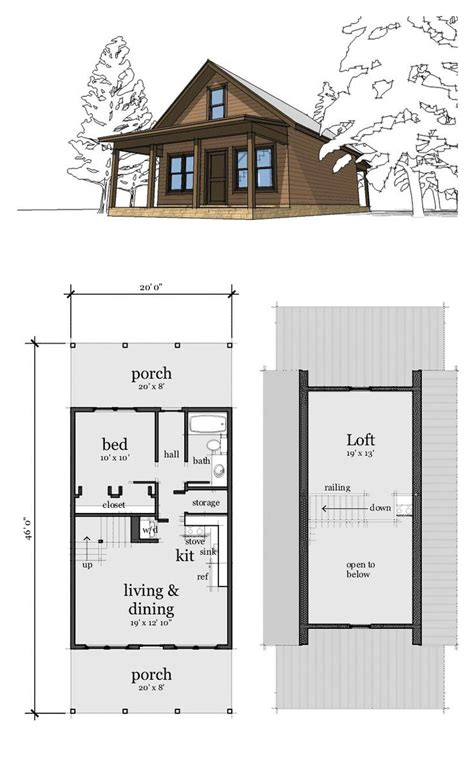 small 2 bedroom cottage 2 bedroom cottage house plans 25 best ideas about small cabin plans on