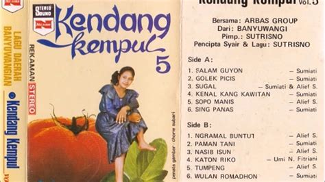 Lagu Daerah Banyuwangian Kendang Kempul Vol.5 (original