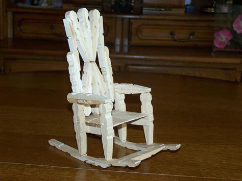 la chaise 224 bascule en 233 pingle 224 linge cr 233 ation cr 233 ation en pinces 224 linge de marco76 n 176 41 599