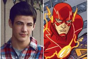 'Glee' Star Grant Gustin Cast as The Flash in Upcoming ...