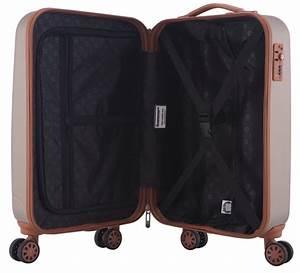 Rollkoffer Rucksack Kombination : preiswerter koffer wannsee 37 l handgep ck champagner billig ~ Markanthonyermac.com Haus und Dekorationen