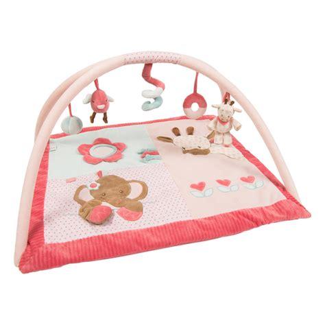 tapis avec arches de nattou tapis d 233 veil aubert
