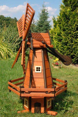 deko shop hannusch moulin 224 vent d 233 coratif type moulin hollandais en bois enduit et 224 roulement
