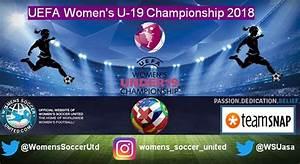 UEFA Women's U-19 Championship 2018 Qualifying Round ...