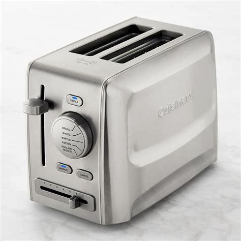 Cuisinart Custom Select 2slice Toaster  Williams Sonoma