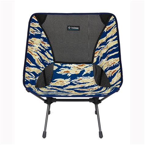 helinox chair one compact folding c chair blue tiger camo ebay