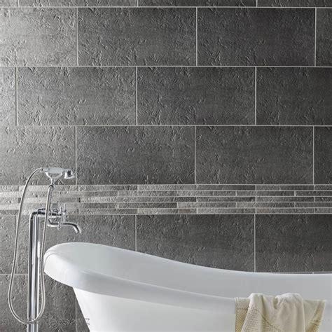 carrelage salle de bain ton gris chaios