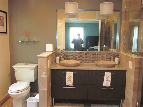 Master Bathroom Remodel With Double Sink Mahwah, Nj