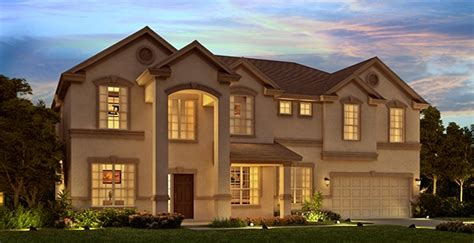 verde park clermont by builder meritage homes