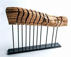Holz Dekoration Modern : holzstamm deko f r ihr zuhause ~ Markanthonyermac.com Haus und Dekorationen