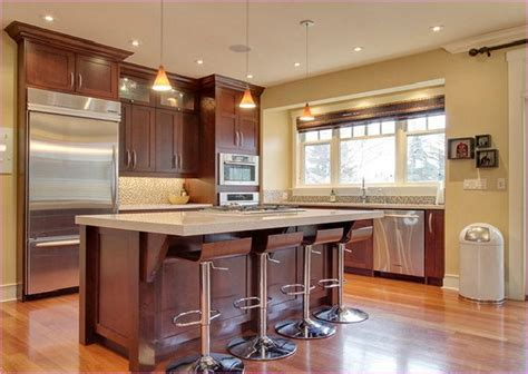 Kitchen Wall Color Ideas With Dark Cabinets Kitchen Cabinets Painted Red Led Lighting Under Cabinet Cream With Black Granite Countertops For White Above Decor 24 Sink Base Dark Ideas Ready Made Price In India