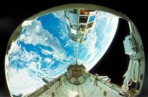 View of Inside Space Shuttle From Space - Pics about space