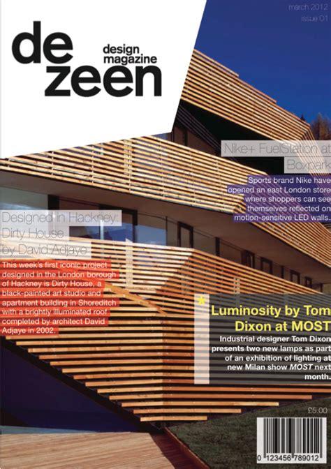 Best Architecture Magazines In Uk  London Design Agenda