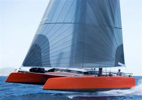 Gunboat Foiling Catamaran by Gunboat G4 The Foiling Week