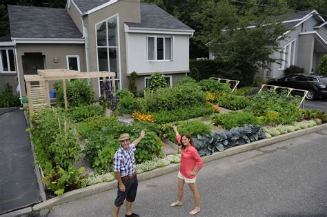 The Front Yard : How To Garden With No Outside Space