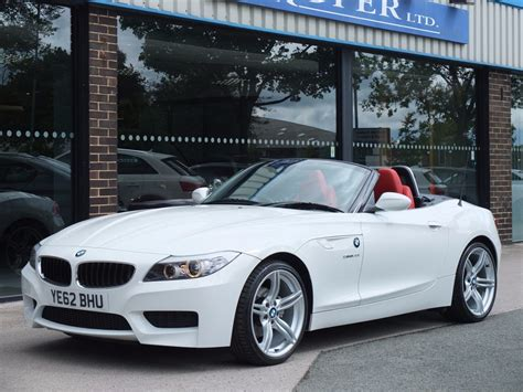 Second Hand Bmw Z4 20i Sdrive M Sport Automatic For Sale