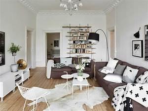 Farbe Taupe Kombinieren : wohnzimmer ideen mit brauner couch f r ein angesagtes interieur ~ Markanthonyermac.com Haus und Dekorationen