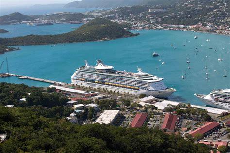 Schip Jamaica by Kingston Jamaica Us Officials Probe Illnesses On