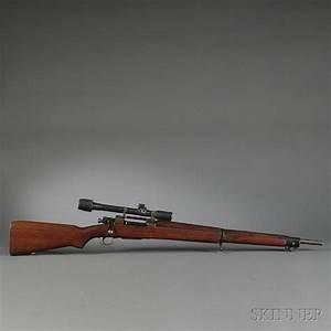 U.S. Model 1903A4 Sniper Rifle | Sale Number 2724M, Lot ...