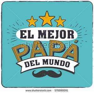 Best Dad World Worlds Best Dad Vectores En Stock 570090091 ...