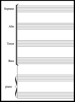 Theory Substruction Paper Template by Free Blank Music Sheets For Piano To Print Free Blank