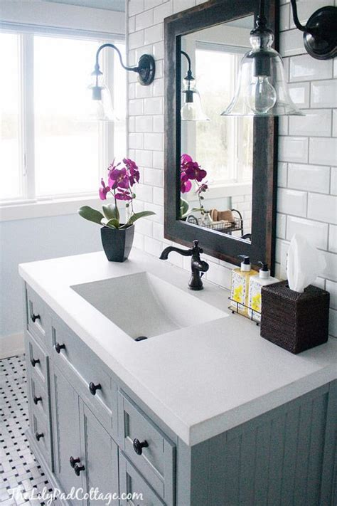 25 Best Bathroom Decor Ideas And Designs For 2018. Round White Coffee Table. Cherry Console Table. Mid Century Modern End Table. Pangea Home. Lowes Fort Oglethorpe Ga. Modern Pools. Framed Mirrors. Matrix Cabinets