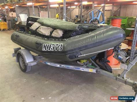 Military Boats For Sale Australia by Zodiac Inflatable Boat Mark2 Military Model For Sale In