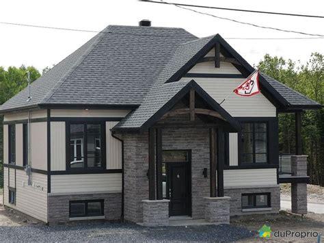 maison neuve vendu st georges immobilier qu 233 bec