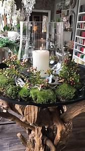Esstisch Weihnachtlich Dekorieren : herbst deko pinterest weihnachtsdekoration herbst und herbstdeko ~ Markanthonyermac.com Haus und Dekorationen
