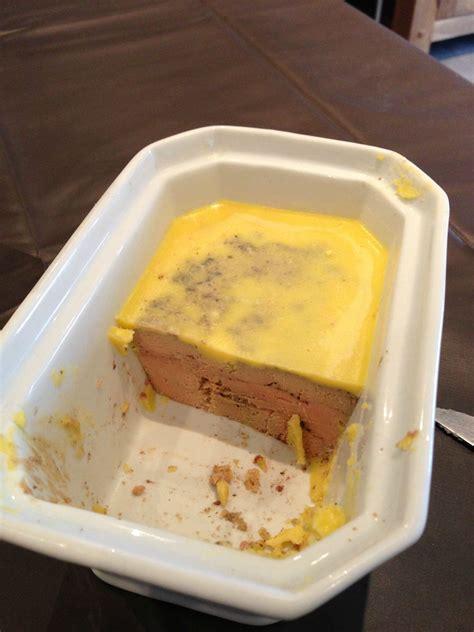 comment faire foie gras maison en terrine