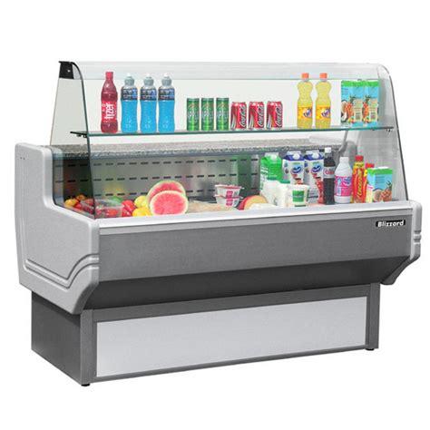 Blizzard Shadow Over Counter Fridge SHAD100  Food Display