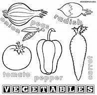 hd wallpapers coloring pages vegetables preschoolers