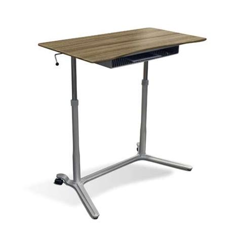 sit stand adjustable standing desk jesper office yliving