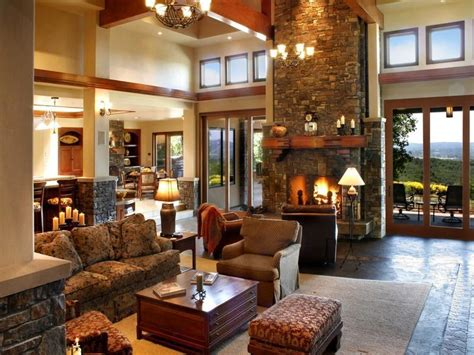 country living room ideas with fireplace 22 cozy country living room designs