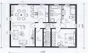 Grundriss Doppelhaushälfte Seitlicher Eingang : haus grundriss 10x12m ~ Markanthonyermac.com Haus und Dekorationen