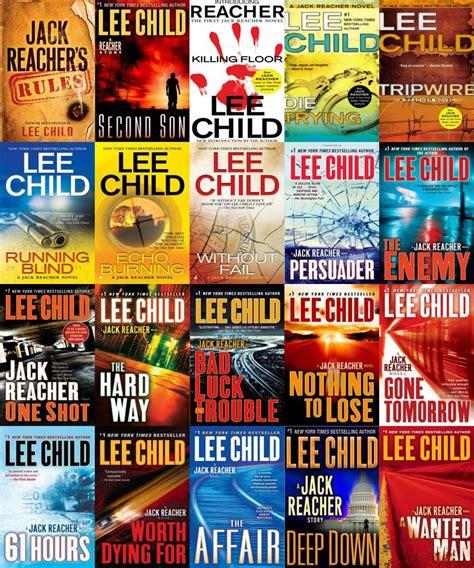 reacher series complete collection bundle set by child ebook dealscube