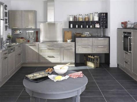 d 233 coration pour cuisine grise exemples d am 233 nagements