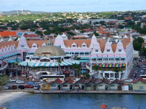 Cruises Miami Aruba by Oranjestad Cruise Port Lucky 7 Travel